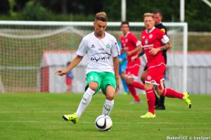 Rayan Souici encore prêté par les Verts.