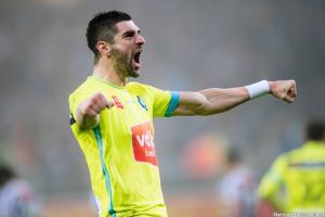 Mitrovic s'est officiellement engagé avec Strasbourg pour 4 ans