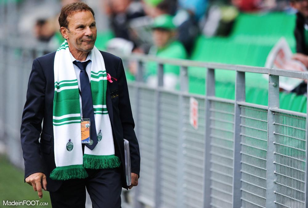 Roland Romeyer, le président du directoire de l'AS Saint-Etienne.