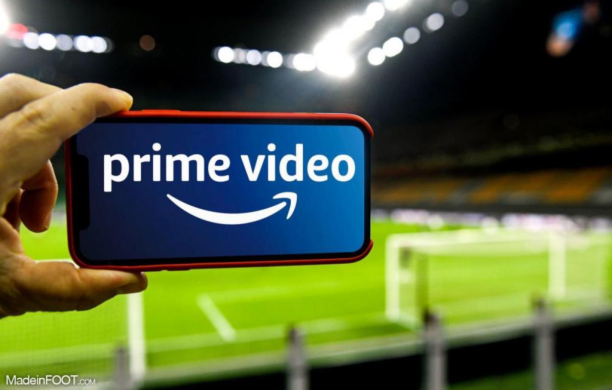 Le Logo d'Amazon Prime Video.