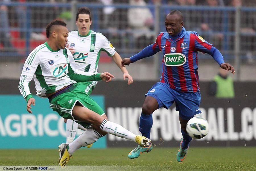 Pierre-Yves Polomat a prolongé avec son club formateur.
