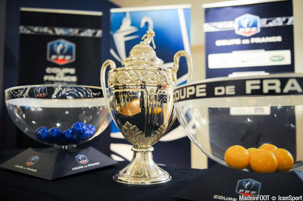 Le tirage au sort des 16èmes de finale de la Coupe de France a livré son verdict.