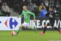 Jonathan BRISON - 21.01.2016 - Saint Etienne / AC Ajaccio - 1/16Finale Coupe de France