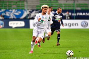 Mahdi Camara prolonge son contrat chez les Verts.