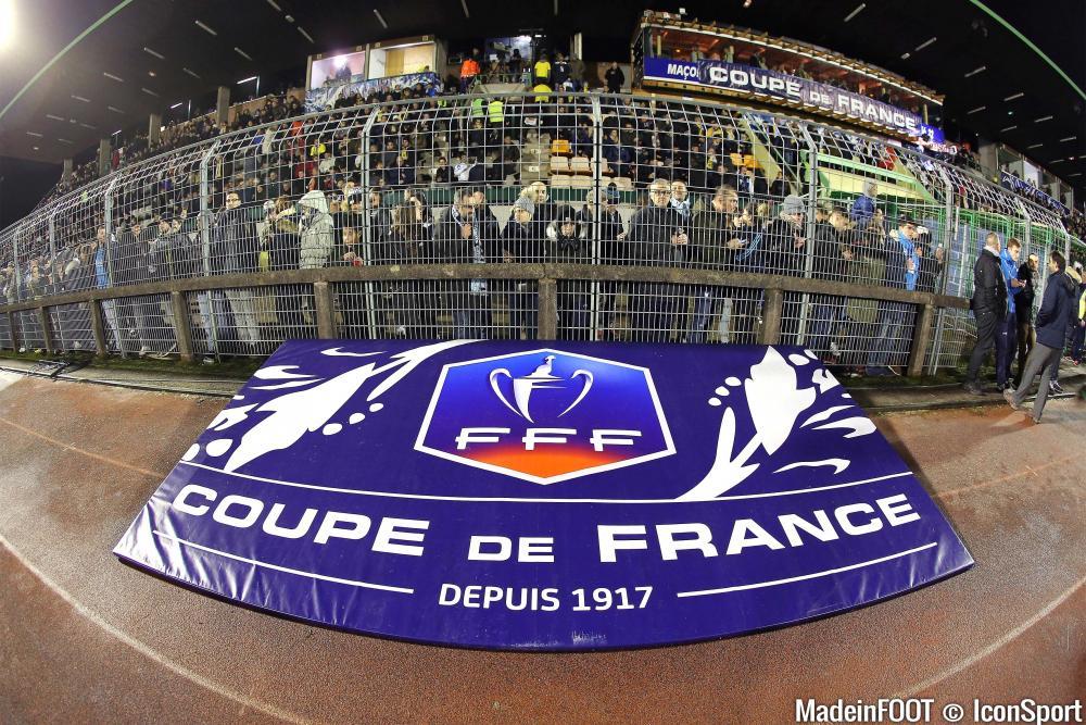 Le 8ème tour et les 32èmes de finale de Coupe de France seront décalés.