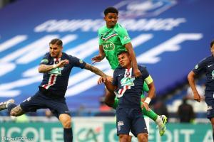 La finale de la Coupe de France entre le PSG et l'ASSE a permis à France 2 de réaliser une très belle audience.