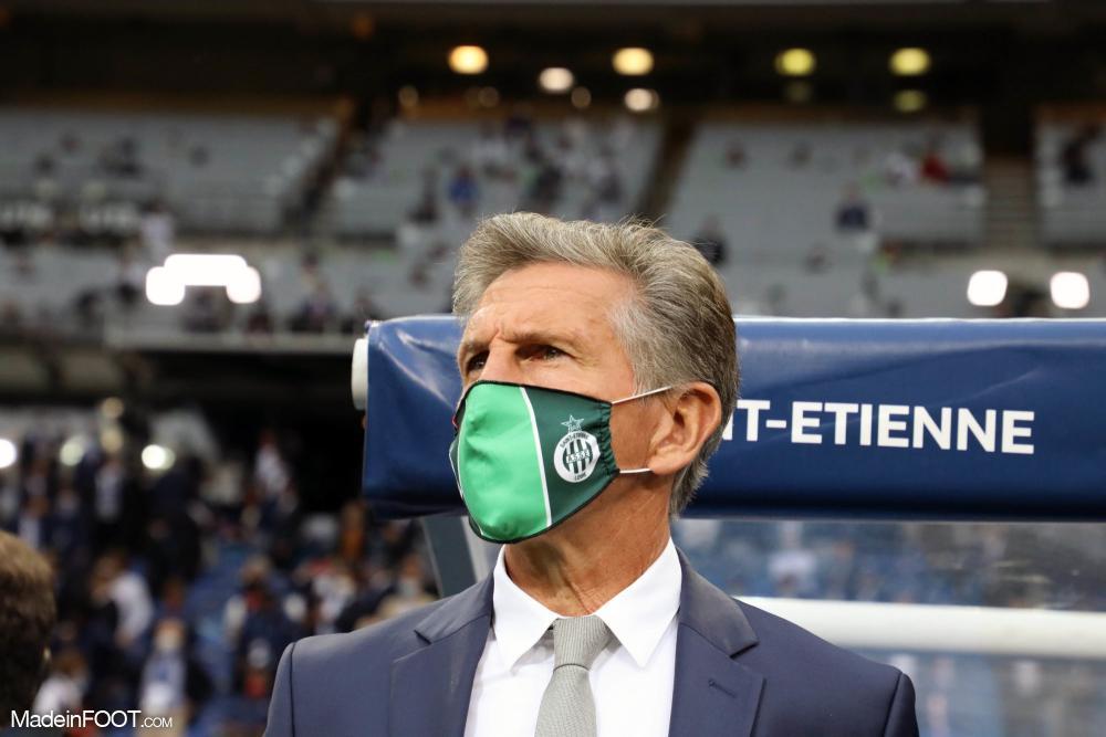 Claude Puel est focalisé sur le match contre Bordeaux
