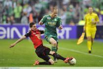 Vincent PAJOT / Jonathan BRISON - 20.04.2013 - Saint Etienne / Rennes - Finale de la Coupe de la Ligue -