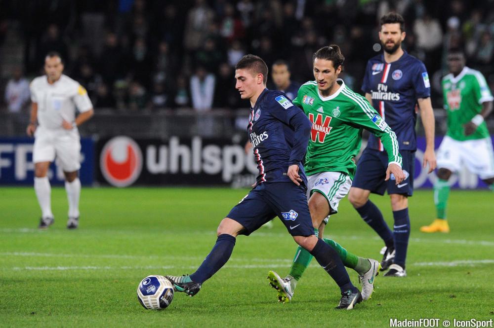 Les compos probables du match entre Paris et Saint-Etienne.