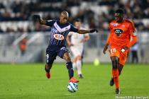 Diego Rolan / Hamadou Karamoko  - 12.01.2016 -  Bordeaux / Lorient - 1/4Finale de la Coupe de la Ligue