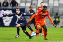 Hamadou Karamoko - 12.01.2016 - Bordeaux / Lorient - 1/4Finale de la Coupe de la Ligue
