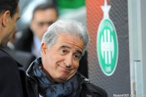 Bernard Caïazzo (ASSE) a parlé de la stratégie de recrutement de son club.