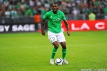 Kevin THEOPHILE CATHERINE - 27.08.2015 - Saint Etienne / Milsami Orhei - Barrage retour Europa League
