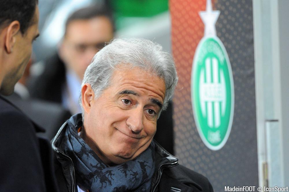 Bernard Caïazzo envisage d'ajouter un attaquant à l'effectif de Christophe Galtier.