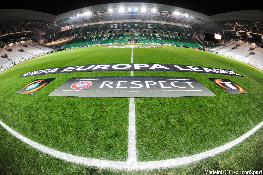 Une partie du stade Geoffroy-Guichard sera fermée lors des deux prochaines journées