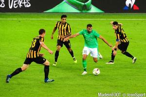 Oussama Tannane (ASSE) figure sur les tablettes du Galatasaray SK.