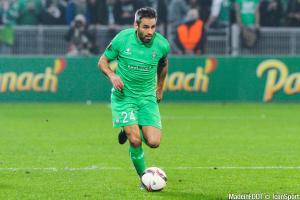 Loïc Perrin, le capitaine des Verts