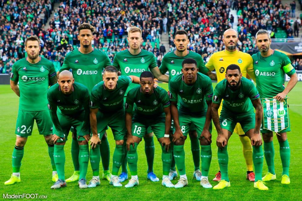Les compos officielles du match entre le VfL Wolfsburg et l'AS Saint-Etienne.