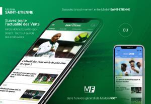 Mobile - Suivez l'ASSE sur votre smartphone !