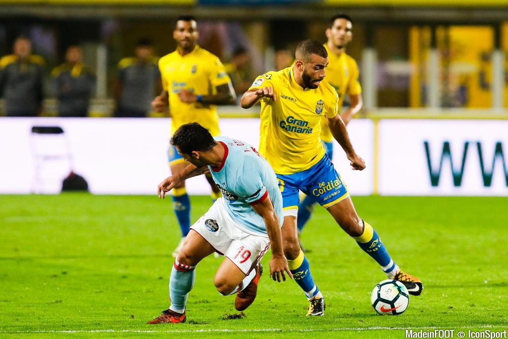 Oussama Tannane devrait quitter Las Palmas en janvier !
