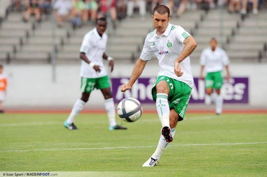 Batlles et les Verts ont été tenus en échec à Valenciennes (1-1).
