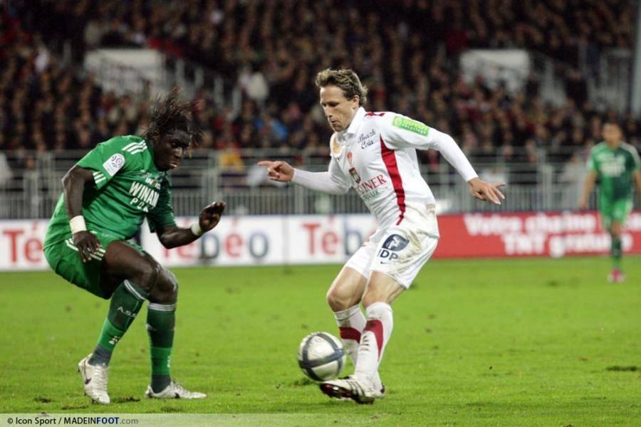 La défaite lors de la 11e journée face à Brest (2-0)