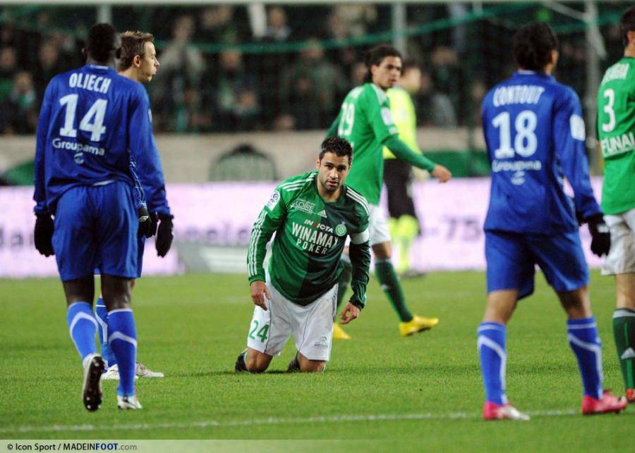 Les verts au point mort