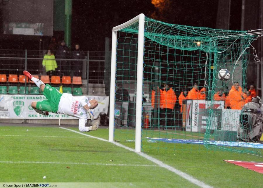 Janot impuissant contre Auxerre lors de la 14e journée