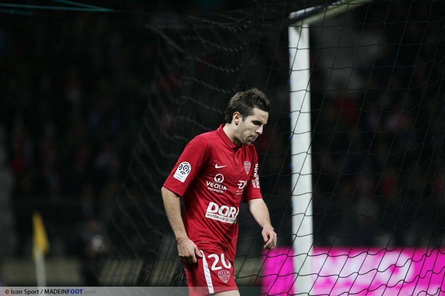 Benjamin Corgnet (ASSE) pourrait retrouver Dijon.
