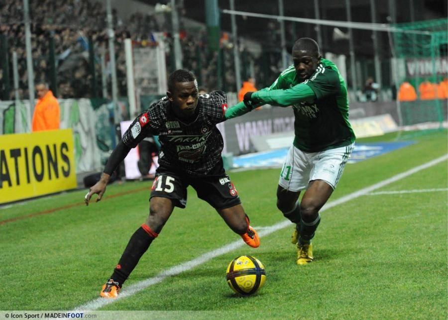 Coulibaly est revenu sur son magnifique but.
