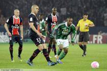 ALEX / Florent SINAMA PONGOLLE - 02.05.2012 - Paris Saint Germain / Saint Etienne - 35eme Journee du Championnat de Ligue 1