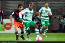 Florent SINAMA PONGOLLE - 24.03.2012 - Montpellier / Saint Etienne - 29e journee Ligue 1