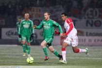 Jonathan BRISON / Florent ZITTE - 23.02.2013 - Nancy / Saint Etienne - 26eme journee de Ligue 1