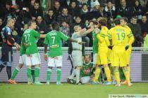 Jonathan BRISON - 21.12.2013 - Saint Etienne / Nantes - 19eme journee de Ligue 1 -