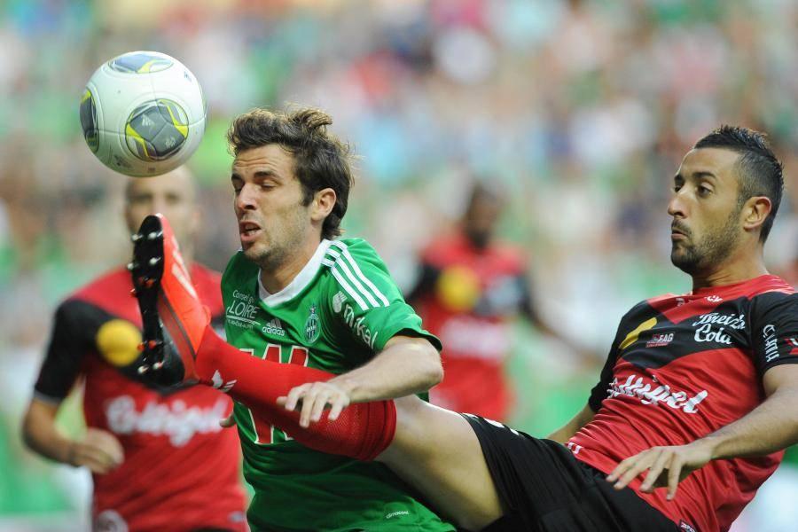 Benjamin Corgnet et les Verts doivent assurer une victoire pour espérer grappiller au classement.