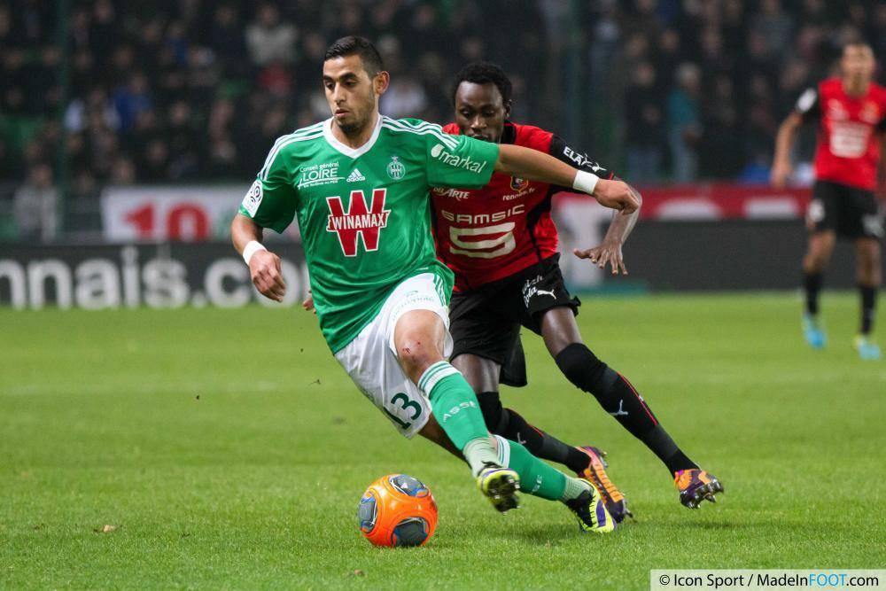 Ghoulam intéresse le FC Séville