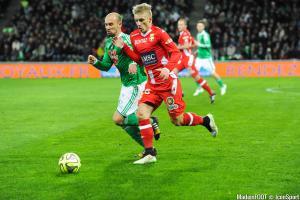 Renaud Cohade (ASSE) devrait s'engager en faveur du FC Metz dans les heures qui arrivent.