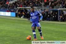 Djibril CISSE   - 22.02.2014 - Bastia / Saint Etienne  -26eme journee de Ligue 1