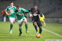 Nicolas Maurice Belay / Francois Clerc - 26.01.2014 - Bordeaux / Saint Etienne - 22eme journee de Ligue 1 -
