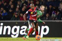 Steeven LANGIL / Jonathan BRISON  - 11.01.2014 - Guingamp / Saint Etienne - 20e journee Ligue 1