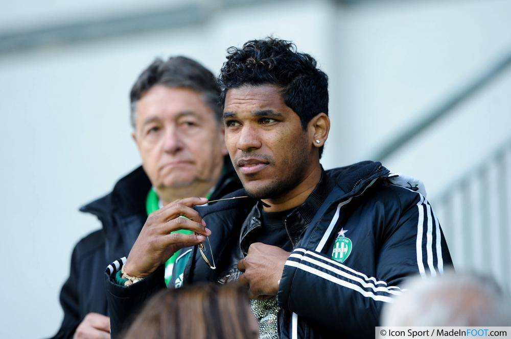 Brandao ne rejoindrait pas le Sporting Club de Bastia faute d'un désaccord entre les dirigeants des deux formations