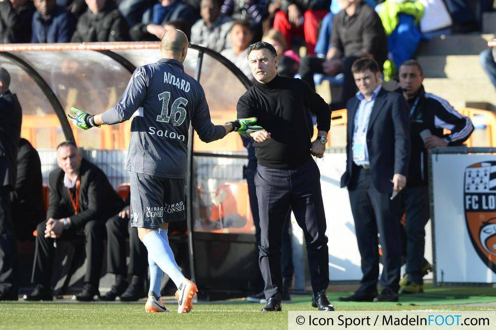 Christophe Galtier et Stéphane Ruffier sont au coeur de plusieurs rumeurs de transferts.