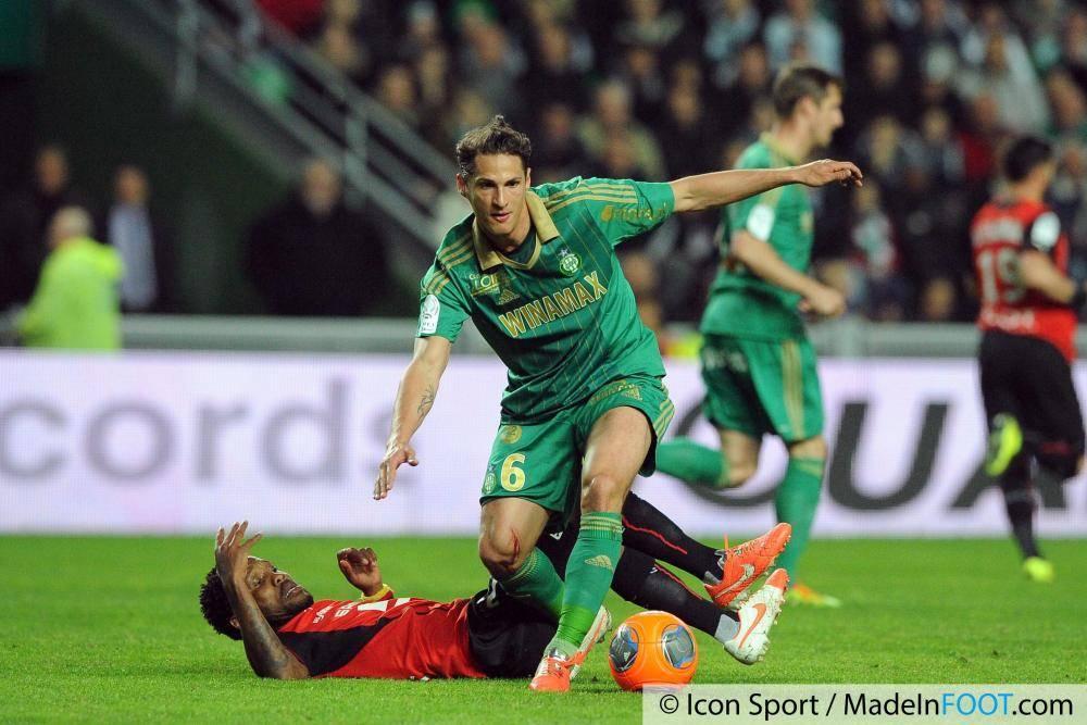 Jérémy Clément compte rester chez les Verts cet hiver.