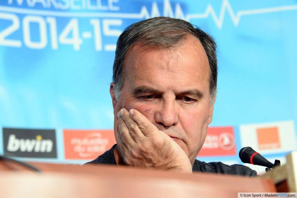 Marcelo Bielsa a exprimé son mécontentement, en conférence de presse