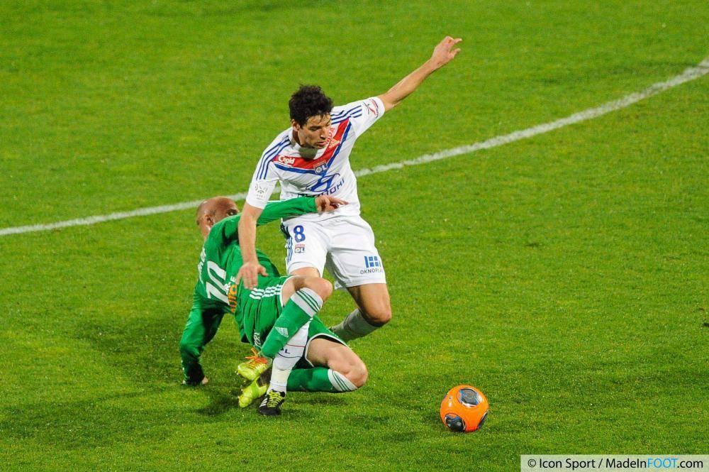 Yoann Gourcuff devrait s'engager à Rennes très prochainement.