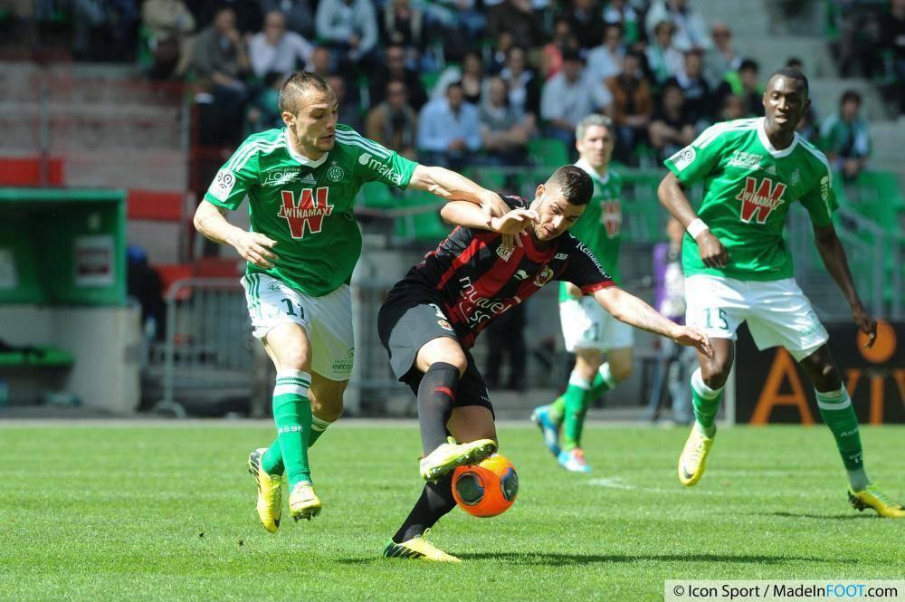 Mollo devrait rester à l'AS Saint-Etienne cette saison
