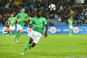 Jonathan Bamba pourrait rejoindre Angers cet hiver