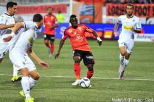 Majeed Waris est lié au FC Lorient jusqu'en 2020.