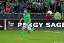 Francois CLERC       -  31.10.2015 -  Saint Etienne / Reims - 12eme journee de Ligue1