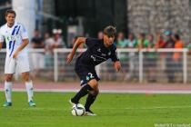 Gazim SULJIC  - 08.07.2015 - Saint Etienne / Lausanne - Match Amical